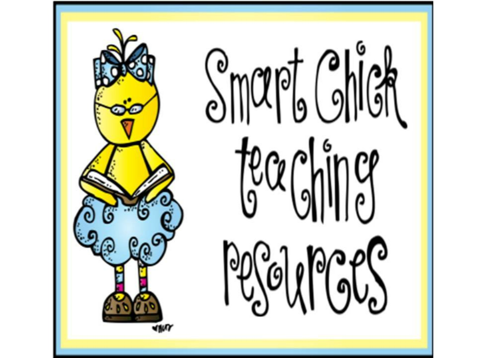 Smart Chick Teacher Blog