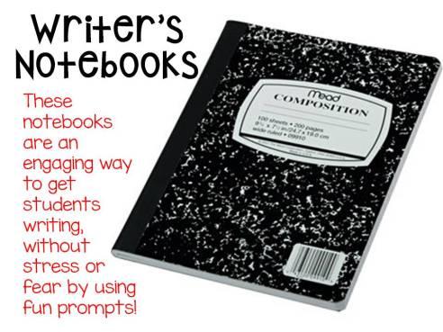 Writer's Notebooksblog